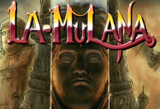 La-Mulana Cover Artwork