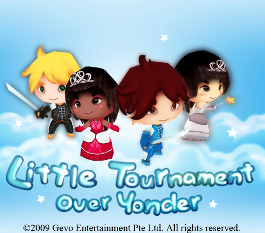 Little Tournament Over Yonder Cover Artwork