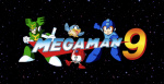 Mega Man 9 Cover (Click to enlarge)