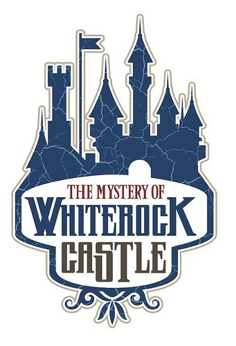 The Mystery of Whiterock Castle Cover Artwork