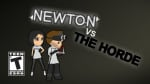 Newton Vs The Horde Cover (Click to enlarge)