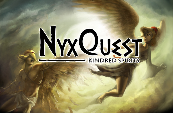 NyxQuest: Kindred Spirits Cover Artwork