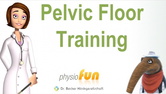 Physiofun: Pelvic Floor Training Cover Artwork