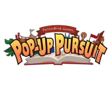 PictureBook Games: Pop-Up Pursuit Cover Artwork