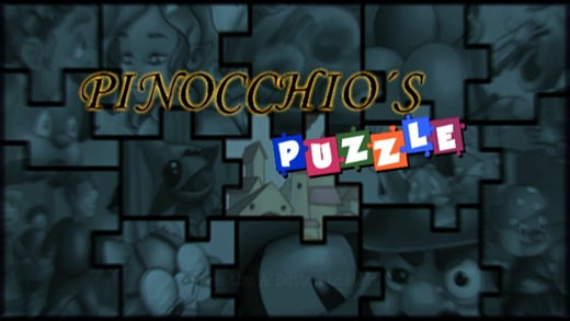 Pinocchio's Puzzle Cover Artwork
