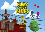 Play with Birds Cover (Click to enlarge)