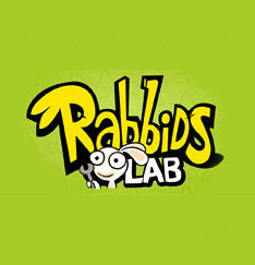 Rabbids Lab Cover Artwork