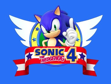 Sonic the Hedgehog 4: Episode 1 Cover Artwork