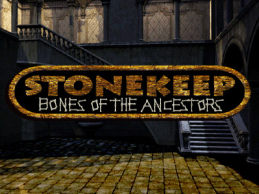 Stonekeep: Bones of the Ancestors Cover Artwork