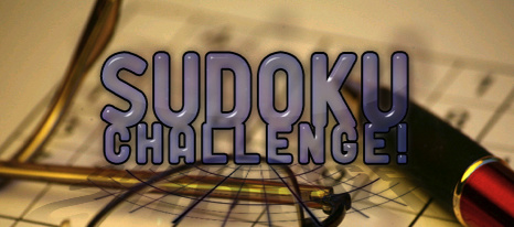 Sudoku Challenge! Cover Artwork