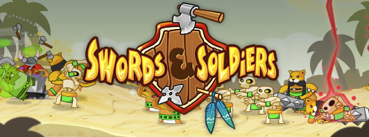 Swords & Soldiers Cover Artwork