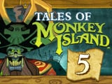 Tales of Monkey Island: Chapter 5 Cover Artwork