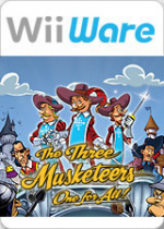 The Three Musketeers: One For All! Cover (Click to enlarge)