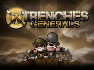 Trenches Generals Cover Artwork