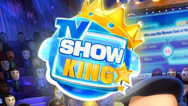 TV Show King Cover Artwork