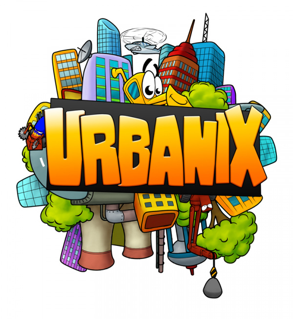 Urbanix Cover Artwork