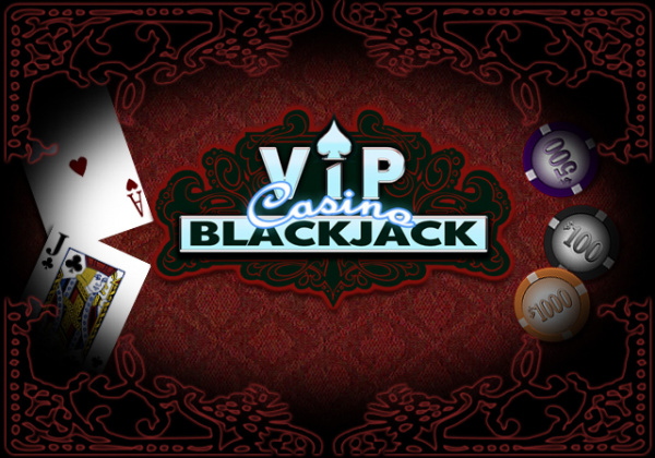 V.I.P. Casino: Blackjack Cover Artwork