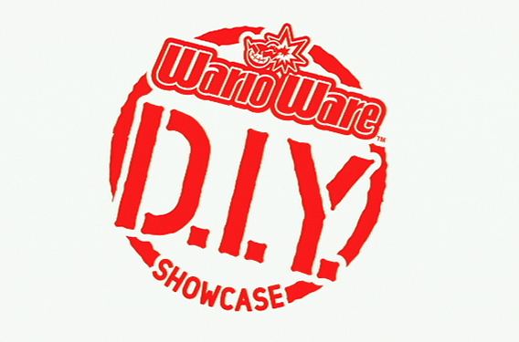WarioWare: D.I.Y. Showcase Cover Artwork