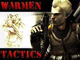 WarMen Tactics Cover Artwork