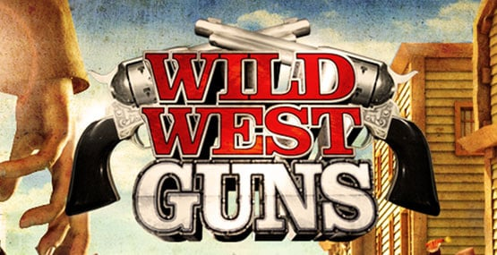 Wild West Guns Cover Artwork