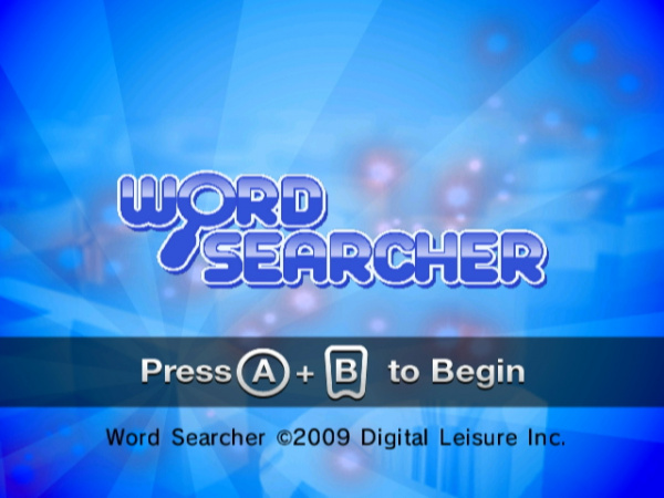 Word Searcher Cover Artwork