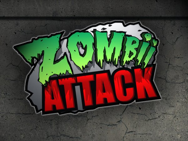 Zombii Attack Cover Artwork