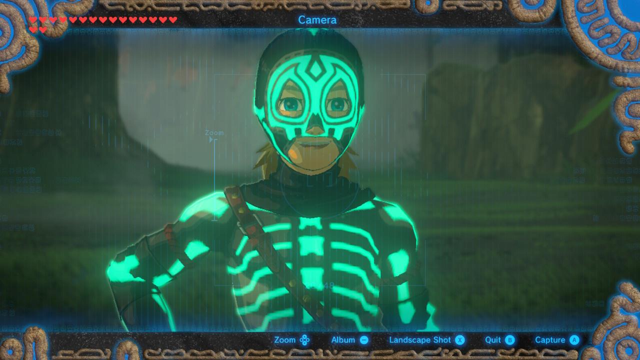 How To Get Zelda Breath Of The Wild S Coolest Looking
