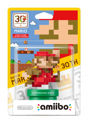 30th Anniversary Mario - Classic Color amiibo Pack