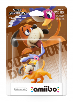 Duck Hunt amiibo Pack