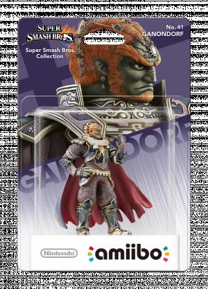Ganondorf amiibo Pack