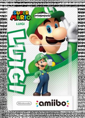 Luigi amiibo Pack