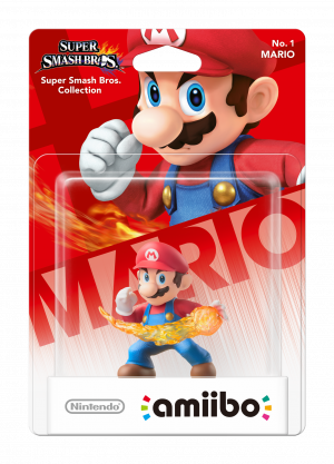 Mario amiibo Pack