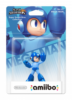 Mega Man amiibo Pack