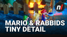 A Tiny, Insignificant Detail in Mario & Rabbids Kingdom Battle that We Love