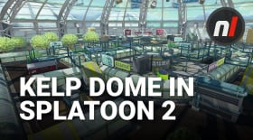 Kelp Dome May Return in Splatoon 2 - Massive Splatoon 2 Datamine