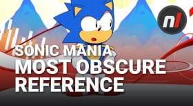 Sonic Mania's Most Obscure Reference
