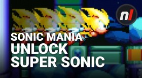 Sonic Mania: How to Unlock Super Sonic