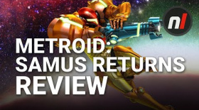 Metroid: Samus Returns Review for 3DS - Samus Returns to Return of Samus