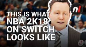 This is What NBA 2K18 Looks Like on Nintendo Switch