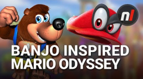 Super Mario Odyssey is More Banjo-Kazooie Than You Might Think | Soapbox