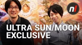 EXCLUSIVE: Pokémon Ultra Sun & Ultra Moon Interview with Kazumasa Iwao & Shigeru Ohmori