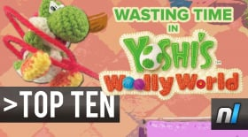 Top Ten Ways to Waste Time in Yoshi's Woolly World