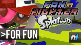 Splatoon: Scared? You'd better Be Scared! | Fan Fighter #7