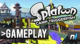 Spatoon: Camp Triggerfish Gameplay 60fps