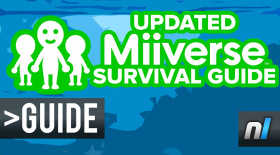 Updates Miiverse Survival Guide