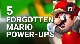 Five Forgotten Super Mario Power Ups