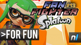 Splatoon: Shortest Match Ever | Fan Fighter #13