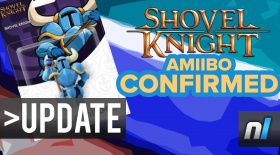 Shovel Knight amiibo Confirmed/Leaked Accidentally by UK Retailer