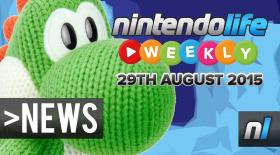 Mega Yarn Yoshi amiibo, Star Fox Zero Release Date | Nintendo Life Weekly #17