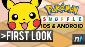 Pokémon Shuffle Mobile on iOS & Android - First Look